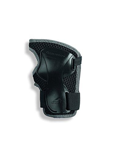 Rollerblade X-Gear Wristguard Inliner Handgelenkschoner Unisex, Schwarz, M