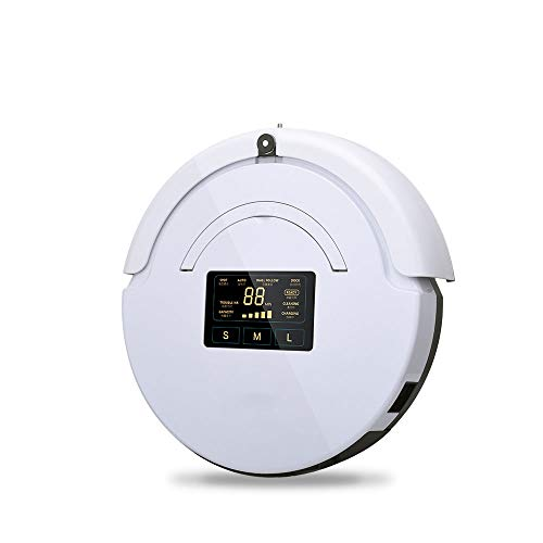 Review Mihaojianbing Smart Cleaning Robot, Intelligent Household Cleaners, Automatic Sweeping Machin...