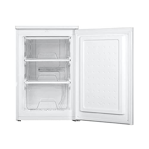 EDESA Congelador - Modelo EZS-0811 WH/A - Congelador table Top - Capacidad de 86 litros - Estático - 0,85 m - Clase de...