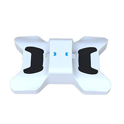 Cargador rápido dual controlador inalámbrico USB estación de carga para PS5 para Pascua, Navidad, Día de la Madre