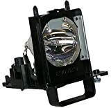 Replacement for Mitsubishi Wd-73742 Lamp & Housing Projector Tv Lamp Bulb by Technical Precision
