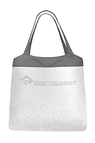 SEA TO SUMMIT Ultra-SIL Nano Shopping Bag Display Refill Blanco Saco Montañismo, Alpinismo y Trekking, Adultos Unisex, Azul, Talla Única