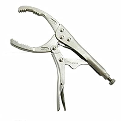 Locking Grip Oil Filter Remover Wrench Tool Vise Vice Holding Gripping Pliers