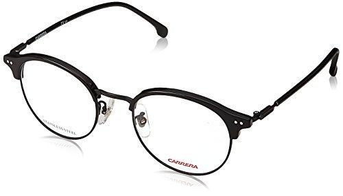 Carrera 162-V-F Monturas de Gafas Unisex, Black, 48 mm
