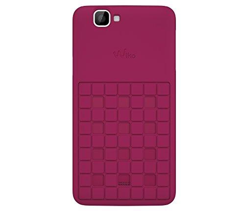 Wiko 92240 Schutzhülle für Rainbow pink