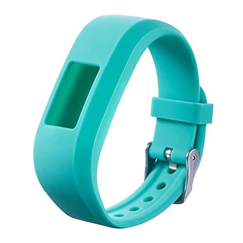 HENHEN Jun store - Correa deportiva de silicona para Garmin Vivofit JR2 JR, rastreador de actividad, reloj inteligente, pulsera para niños (color de la correa: 11)