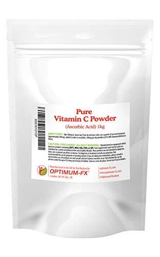 Vitamin C Powder Pure Ascorbic Acid Nothing Else