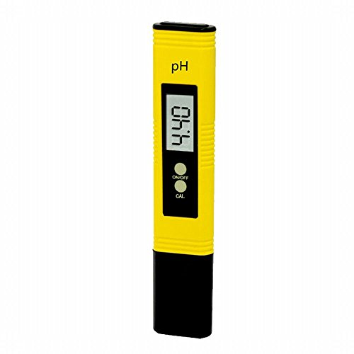 Bolayu PH Meter Protable Digital Tester Aquarium Pool Water Wine Urine LCD Pen Monitor