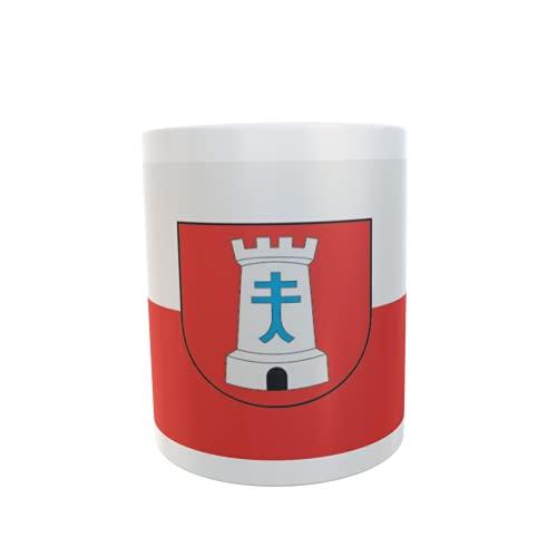 U24 Tasse Kaffeebecher Mug Cup Flagge Bietigheim-Bissingen