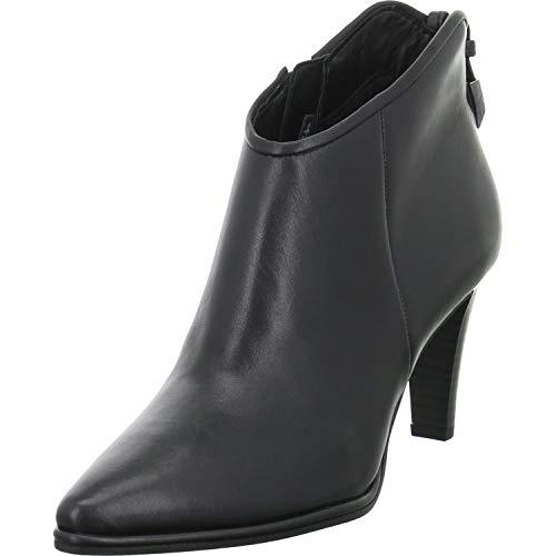 Tamaris Damen Stiefeletten Ankle Boot mit spitzer Vorderkappe 25073-003 schwarz 717263