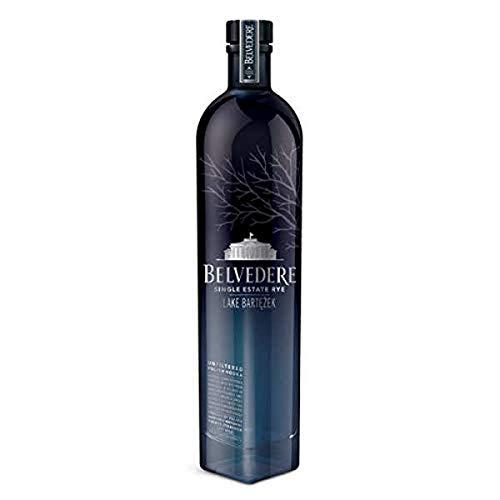 Belvedere Belvedere Single Estate Rye Lake Bartężek 40% Vol. 0,7L - 700 ml