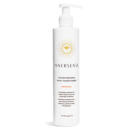 Innersense - Organic Color Radiance Daily Conditioner | Clean, Non-Toxic Haircare (10 oz - NEW PACKAGING)