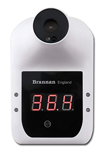 Analizador de temperatura IR de prueba rápida de Brannan