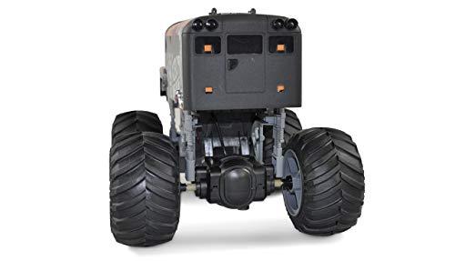 Amewi 22452 gelb Crazy SchoolBus Monster Truck 1:16 RTR