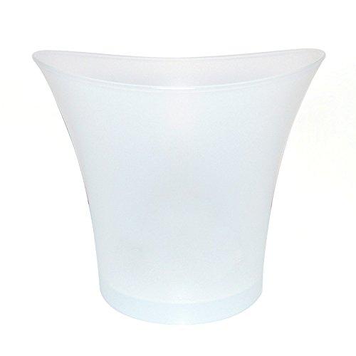 vap26 Barra Fresca Colorida plástica Luminosa 5L de la Pendiente KTV para el Cubo de Hielo de la Cerveza