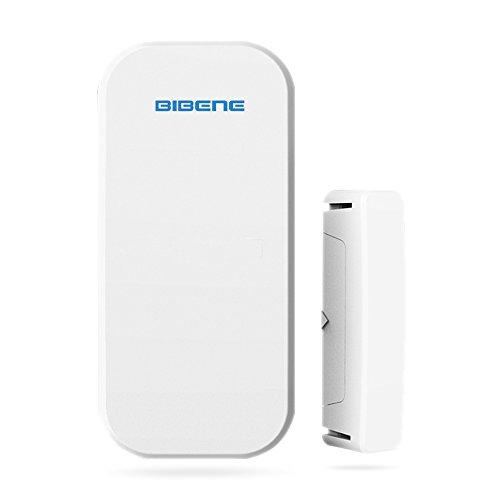 BIBENE Universal Window/Door Sensor, Compatible for WP6, WM522-Kit, K5, W10 Alarm System