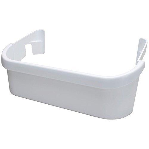 Kitchen Basics 101: 240351601 Refrigerator Freezer Door Bin Side Shelf Replacement for Frigidaire AP2115974