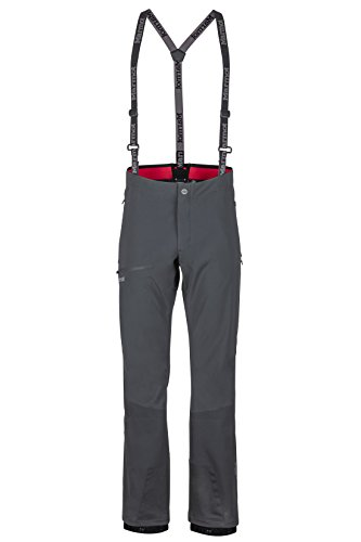 Marmot Pro Tour Pant Pantaloni Da Trekking Morbidi, Pantaloni Da Esterno, Idrorepellenti,...