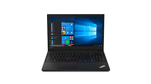 Lenovo ThinkPad E595 15.6' Full HD Portátil, AMD Ryzen 5 3500U Quad-Core, hasta 3.70 GHz, 8GB Ram, 256GB SSD, Windows 10 Pro