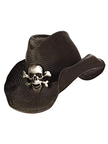 California Costumes mens Cowboy Hat Adult Sized Costumes, Black, One Size US