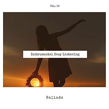 Instrumental Easy Listening Ballads, Vol. 19