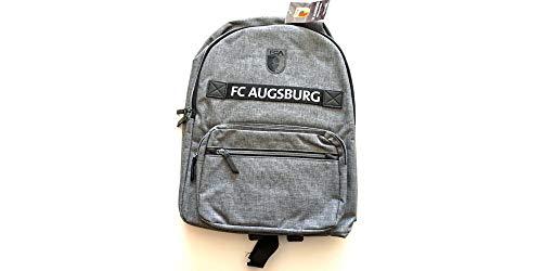FC Augsburg Rucksack graumelliert