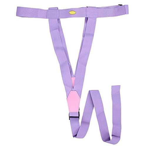 Cinturón para silla de ruedas, arnés profesional de nailon para silla de ruedas para sillas de ruedas para personas mayores