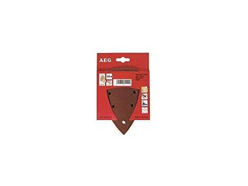 Kit 10 Schleifdreiecke AEG Korn 240 für Schwingschleifer 4932352928