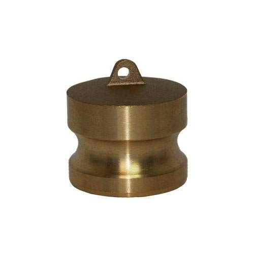 Pro excellence Flow Dynamics DP100-BR Dust Plug End Adapter Male Brass 1