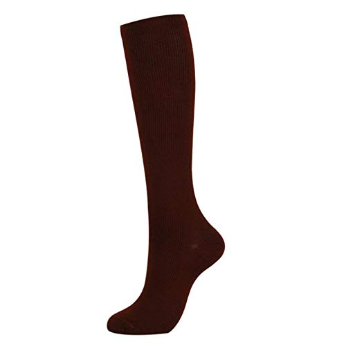 Compression Stockings Women Hiking Running Socks 20-30 MmHg Flight Swollen Varicose Veins Marathon Sports Socks