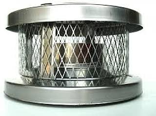central boiler spark arrestor