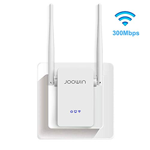 JOOWIN WiFi Booster WiFi Range Extender Booster 300Mbps...