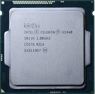 Celeron Processor G1840 g1840 2M Cache, 2.80 GHz LGA1150 Dual-Core properly Desktop Processor can work