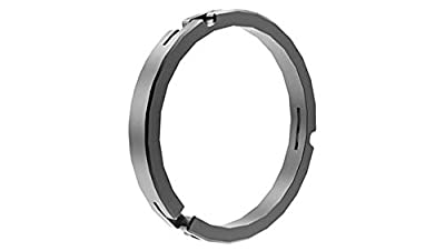 Bright Tangerine Misfit 114-100mm Clamp on Ring by Bright Tangerine
