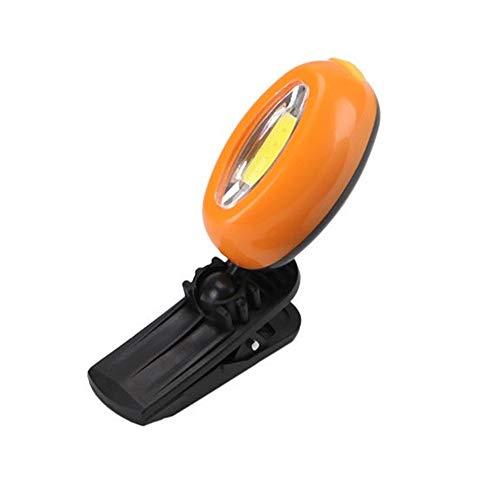 CUHAWUDBA COB hoed tang licht buiten waterdicht nachtlampje perziktang licht zwart