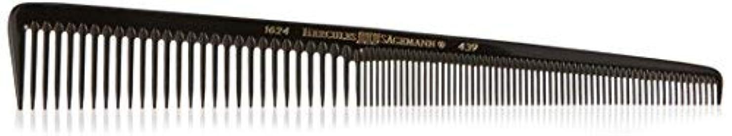 魔女シガレット実行するHercules S?gemann Tapered Barber Comb for 1/20 mm cut with wide and extra fine teeth 7 1/2
