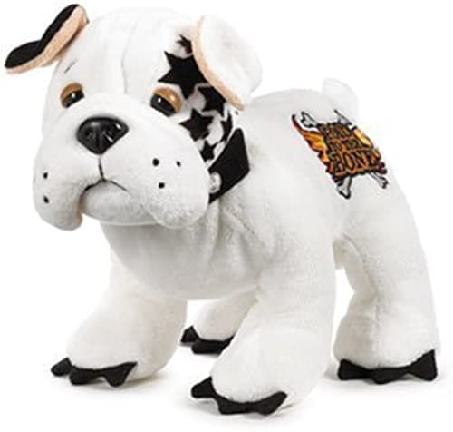 Webkinz Rockerz - Bulldog with Trading voitureds by Webkinz