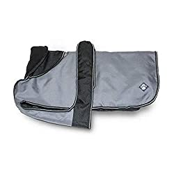 Unique to Danish Design, the 2-in-1 Dog Coat is the first convertible for dogs! With it's removable Polar Fleece liner, this coat is superb for both the winter and warmer months. For winter warmth, attach the Polar Fleece liner to the coat with the e...