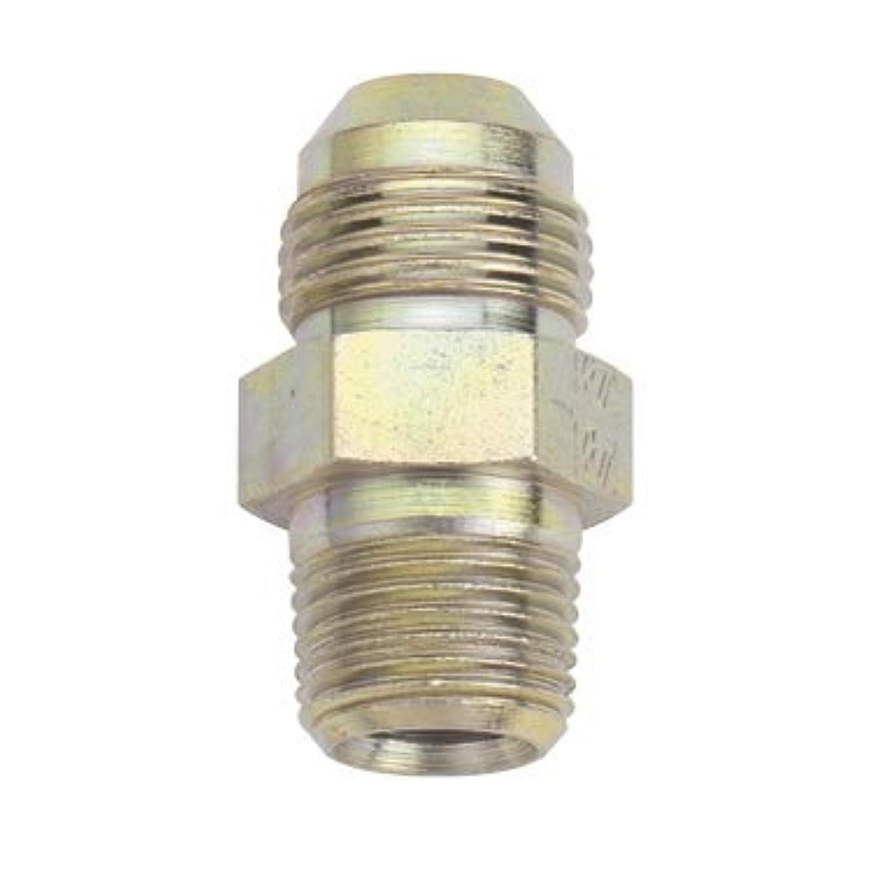 Fragola 581611#10 X 3/8 Mpt Straight Adapter Steel