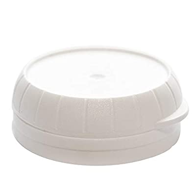 Replacement Caps for Stan-pac & Libbey Milk Bottles- All Sizes (12, 38 MM)