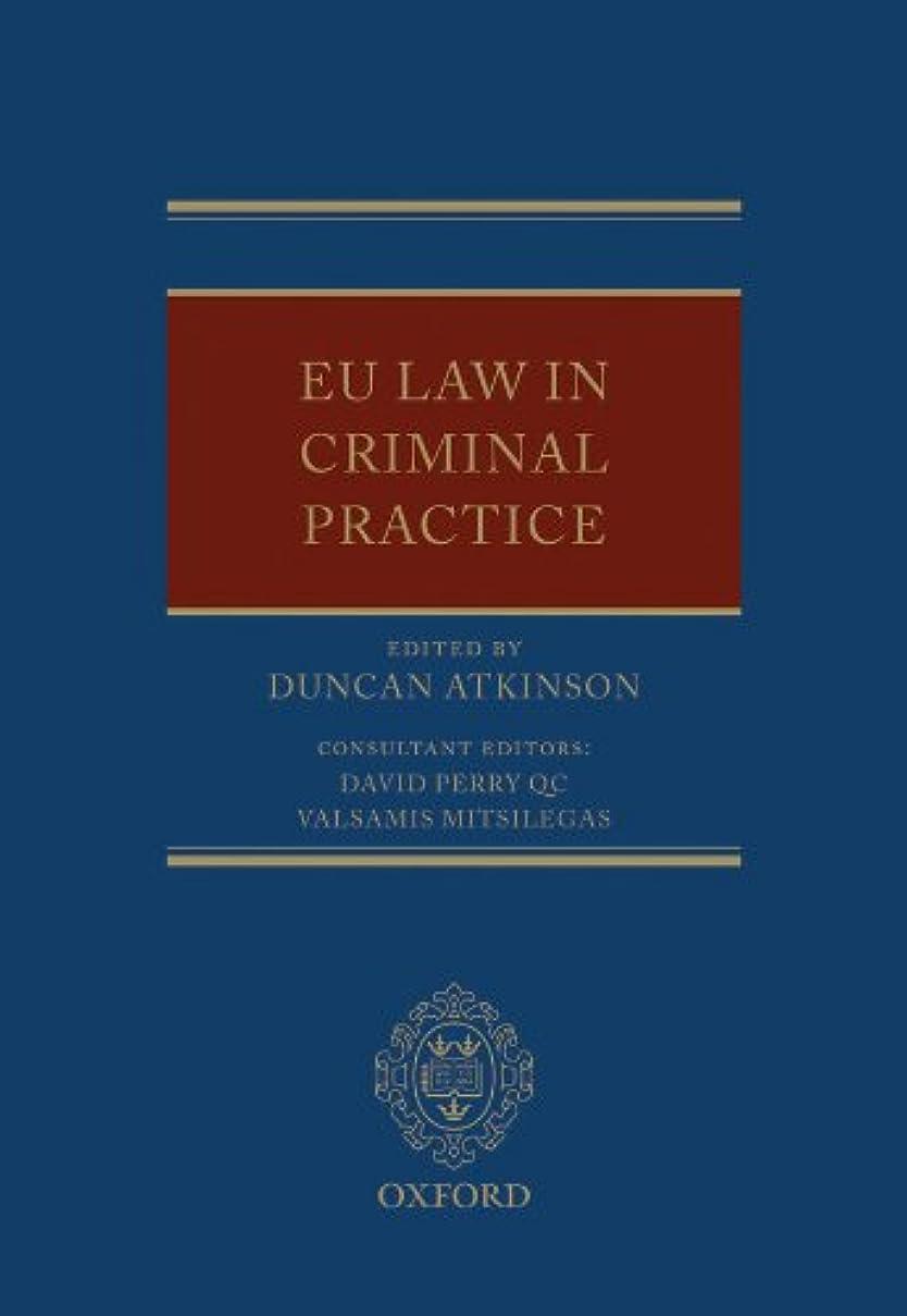 暗黙充電宇宙飛行士EU Law in Criminal Practice (English Edition)