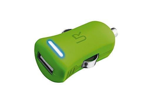 Urban Revolt 5W Universal USB Kfz-Ladegerät für Smartphone lime