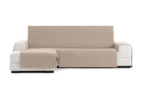 Eysa Funda chaisse Longue práctica Rabat Extra 290cm Color 01/Camel, Izquierda Vista Frontal