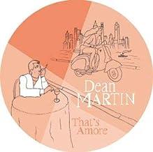 BRISA CD MARTIN DEAN - THAT'S AMORE - edición de colección, edición especial, caja de regalo