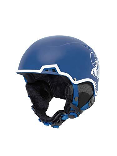 Picture Tomy K Kinder-Snowboardhelm HE021 Picture Blue Gr. M (52-52 cm)