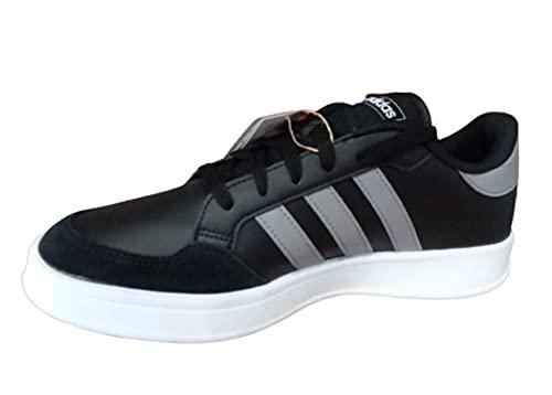 adidas BREAKNET, Zapatillas Deportivas Hombre, NEGBÁS/Gritre/FTWBLA, 44 2/3 EU