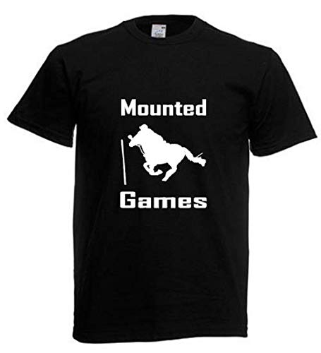 T Shirt Mounted Games Becherspiel Becher versetzen