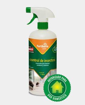 Insecticida Control de Insectos 1 Lt Fertiberia