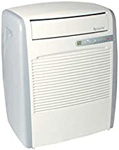 EdgeStar AP8000W Portable Air Conditioner with Dehumidifier and Fan for Rooms up to 150 Sq. Ft. with Remote Control