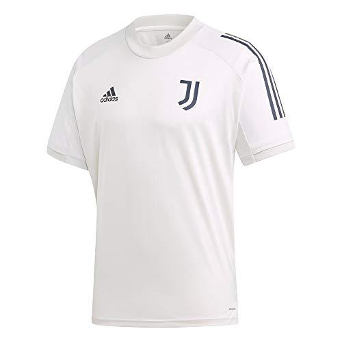 adidas Juventus FC Saison 2020/21 Juve Tr JSY Trainingsshirt für Erwachsene S Griorb/Tinley